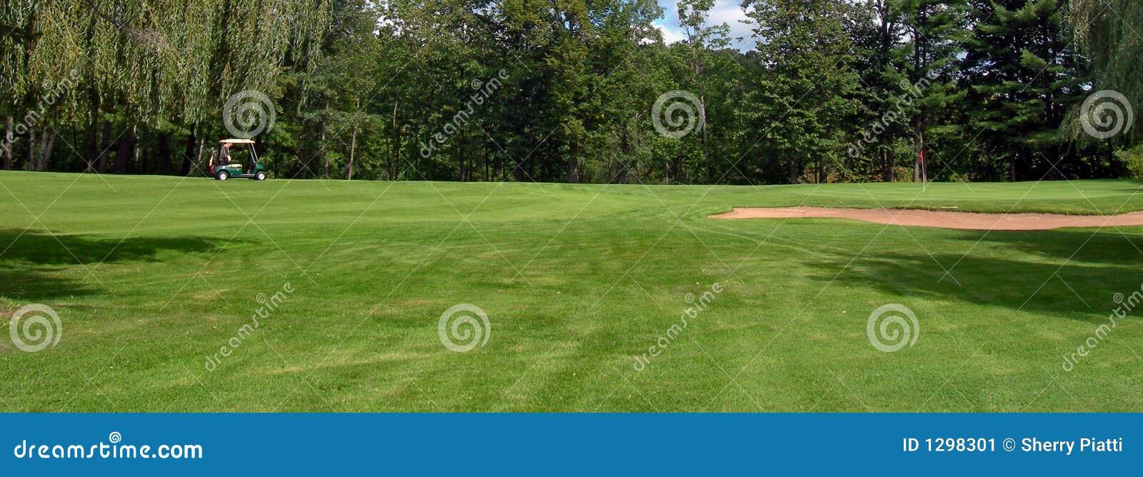 Campo de golf todo a me