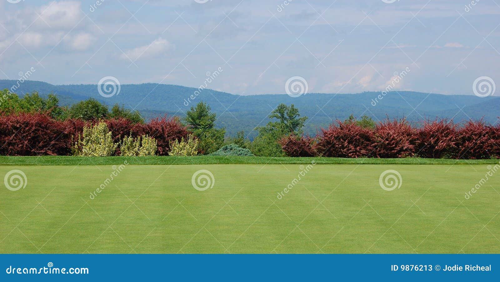 Campo de golfe em Maine