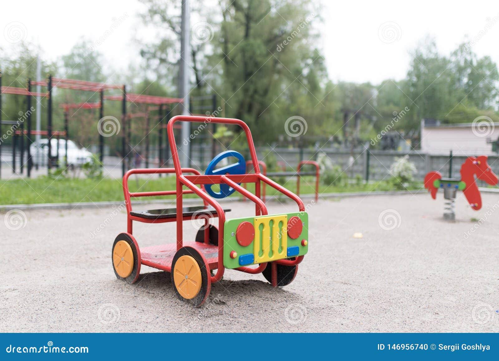 Campo de jogos exterior para crian?as