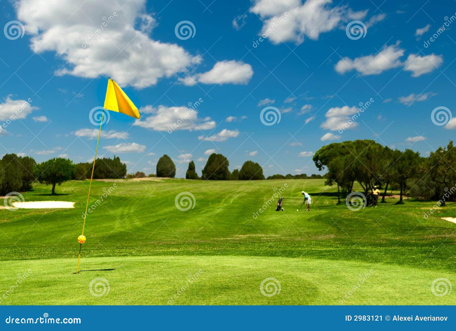 Campo del golf