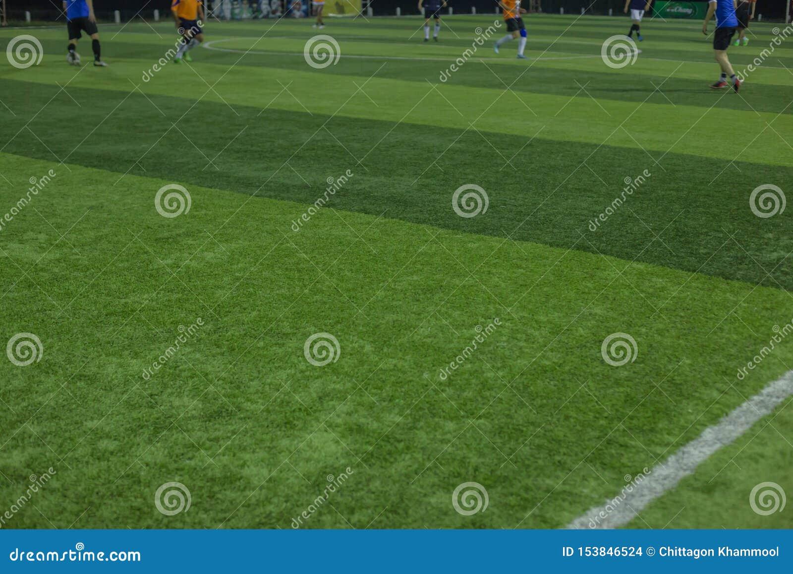 Campo di football americano artificiale dell erba di sport