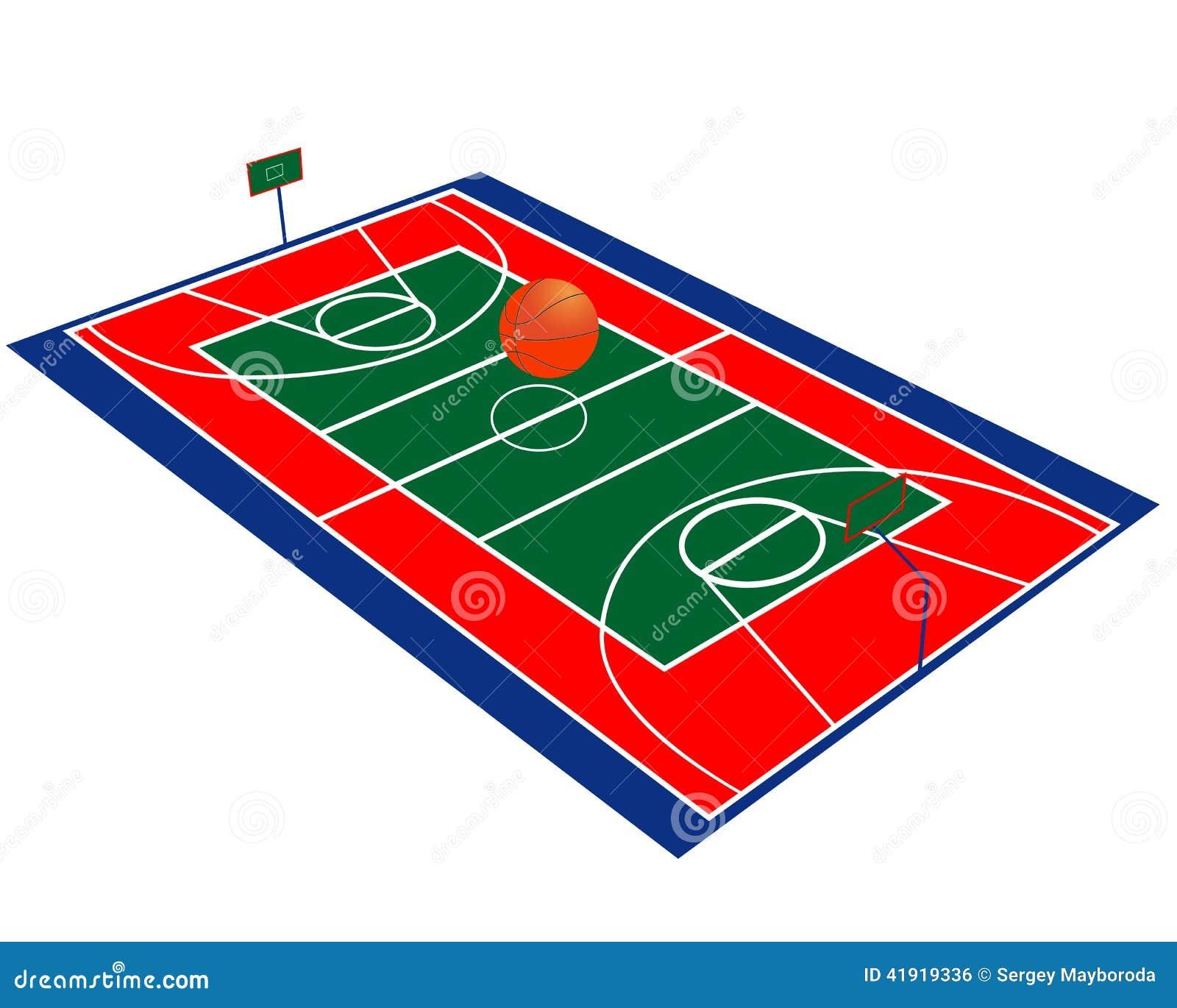 Campo di pallacanestro