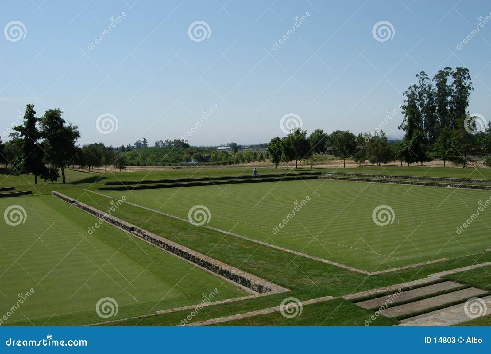 Campo do polo
