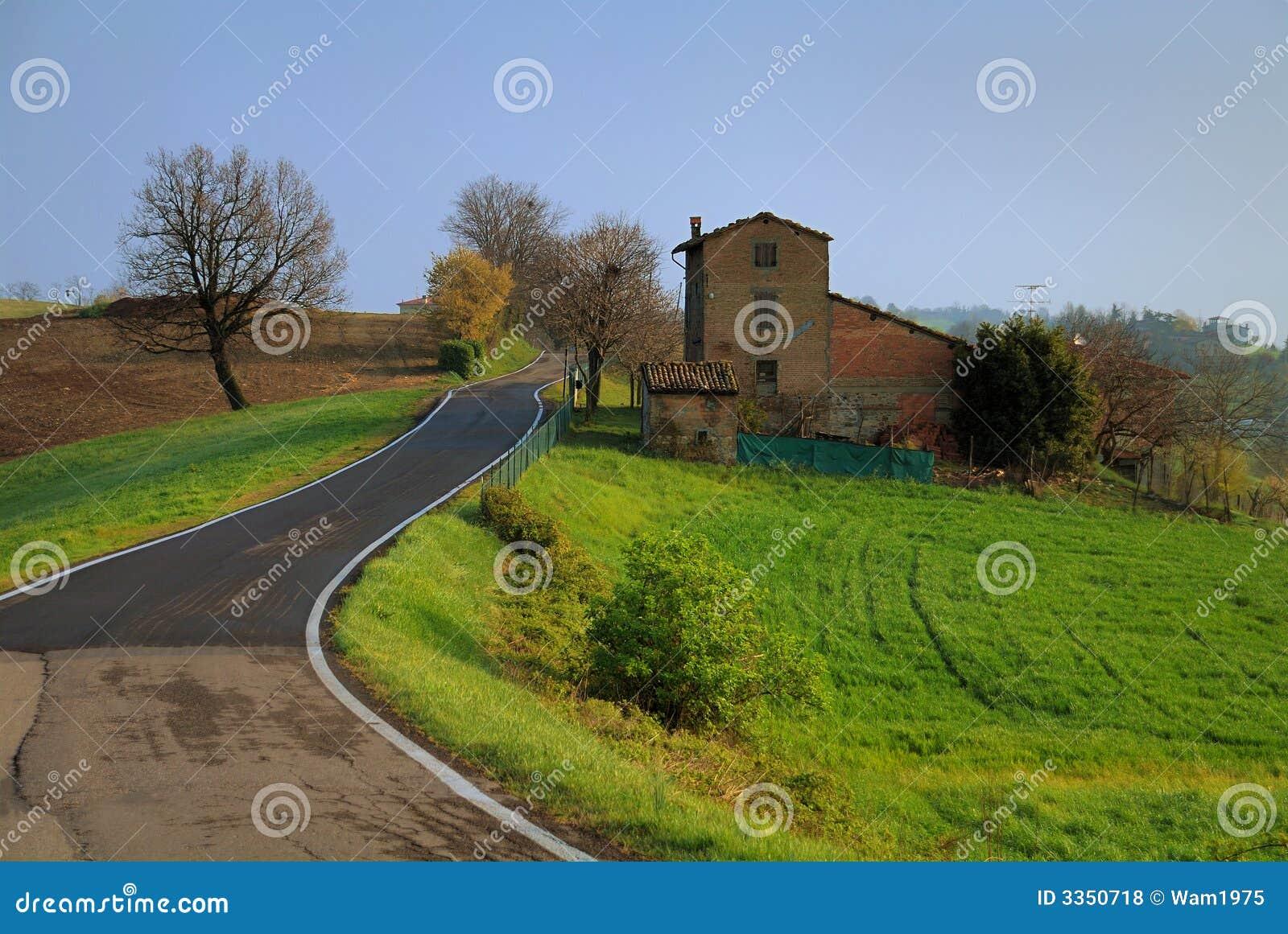 Campo em Parma, Italy