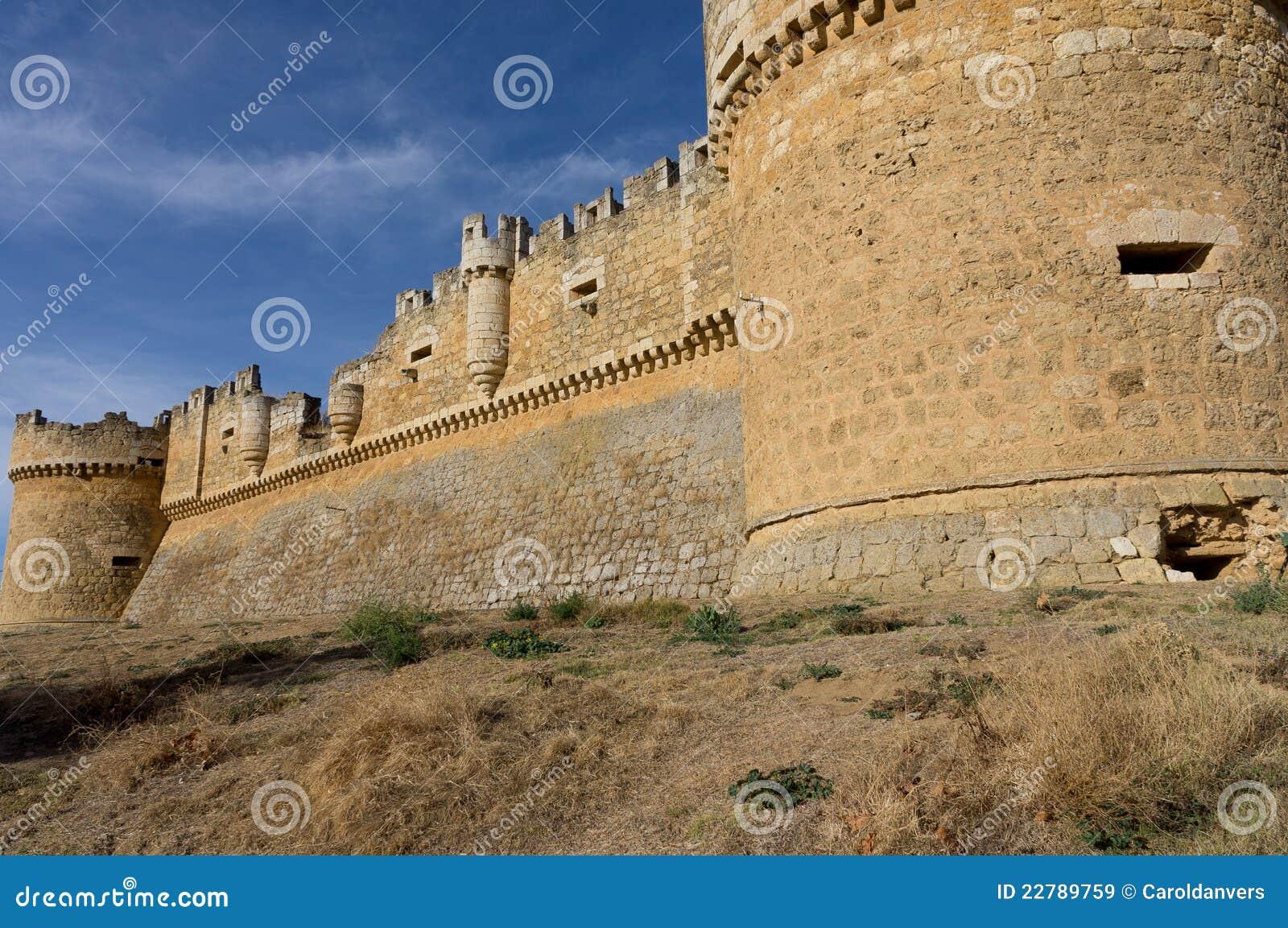 Campos grajal leon Ισπανία κάστρων de