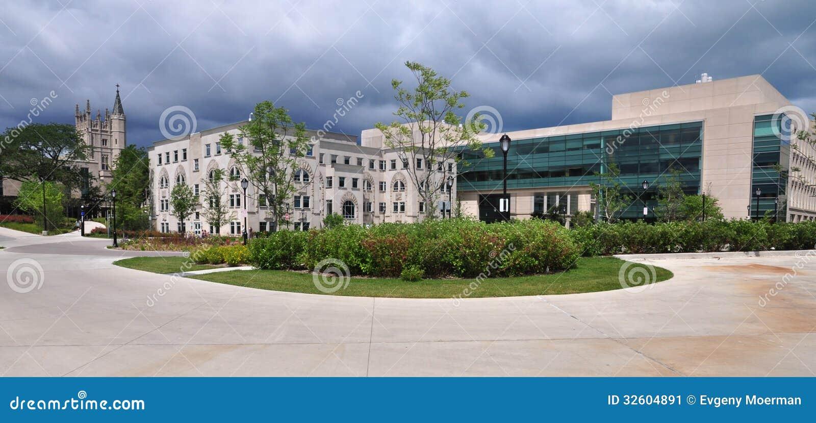 Campus de Universidad Northwestern