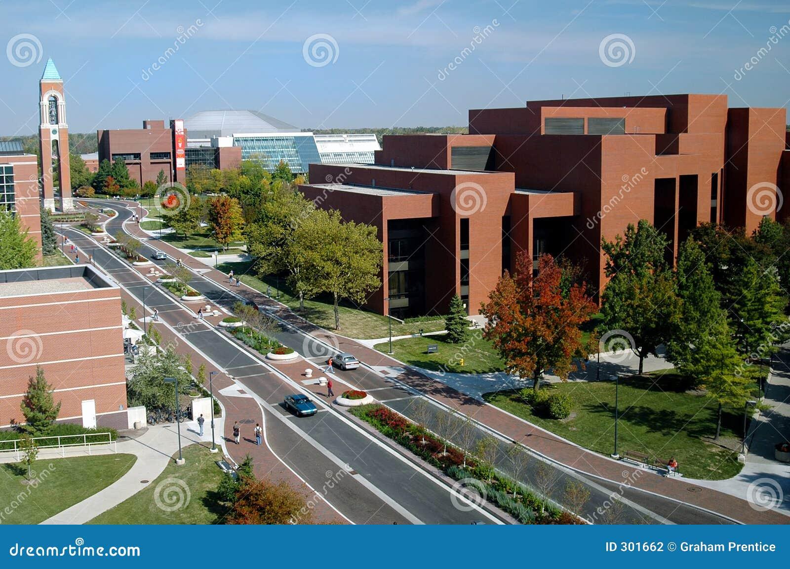 Campus universitaire d état de bille