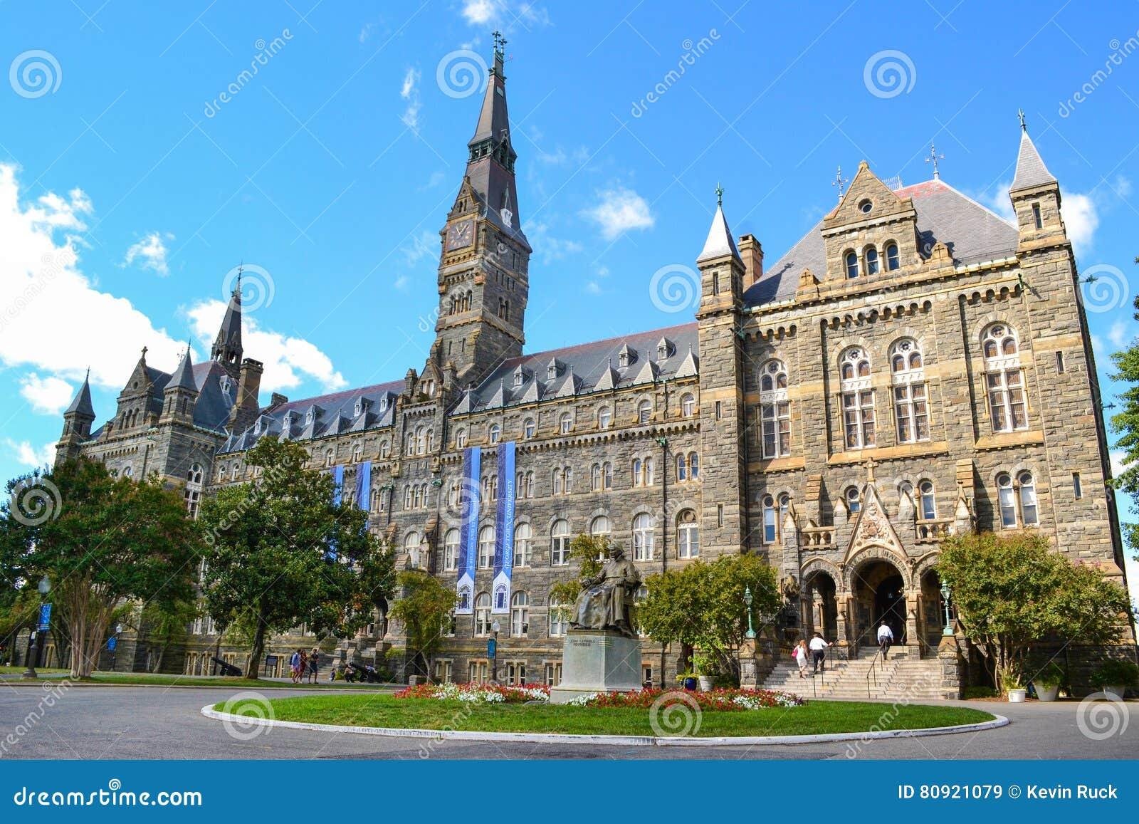 Campus universitario de Georgetown