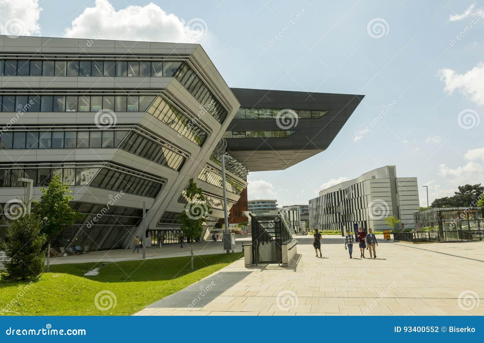 Campus universitario de Viena