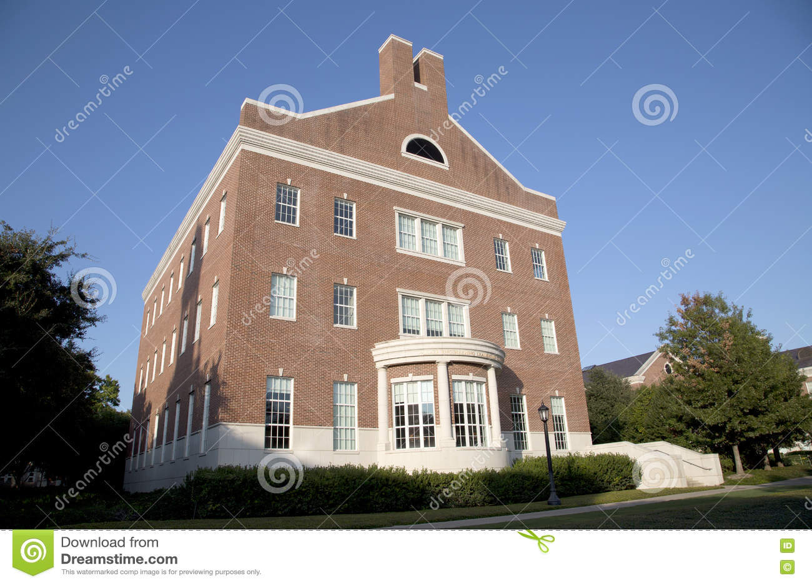 Campus universitario metodista meridional hermoso