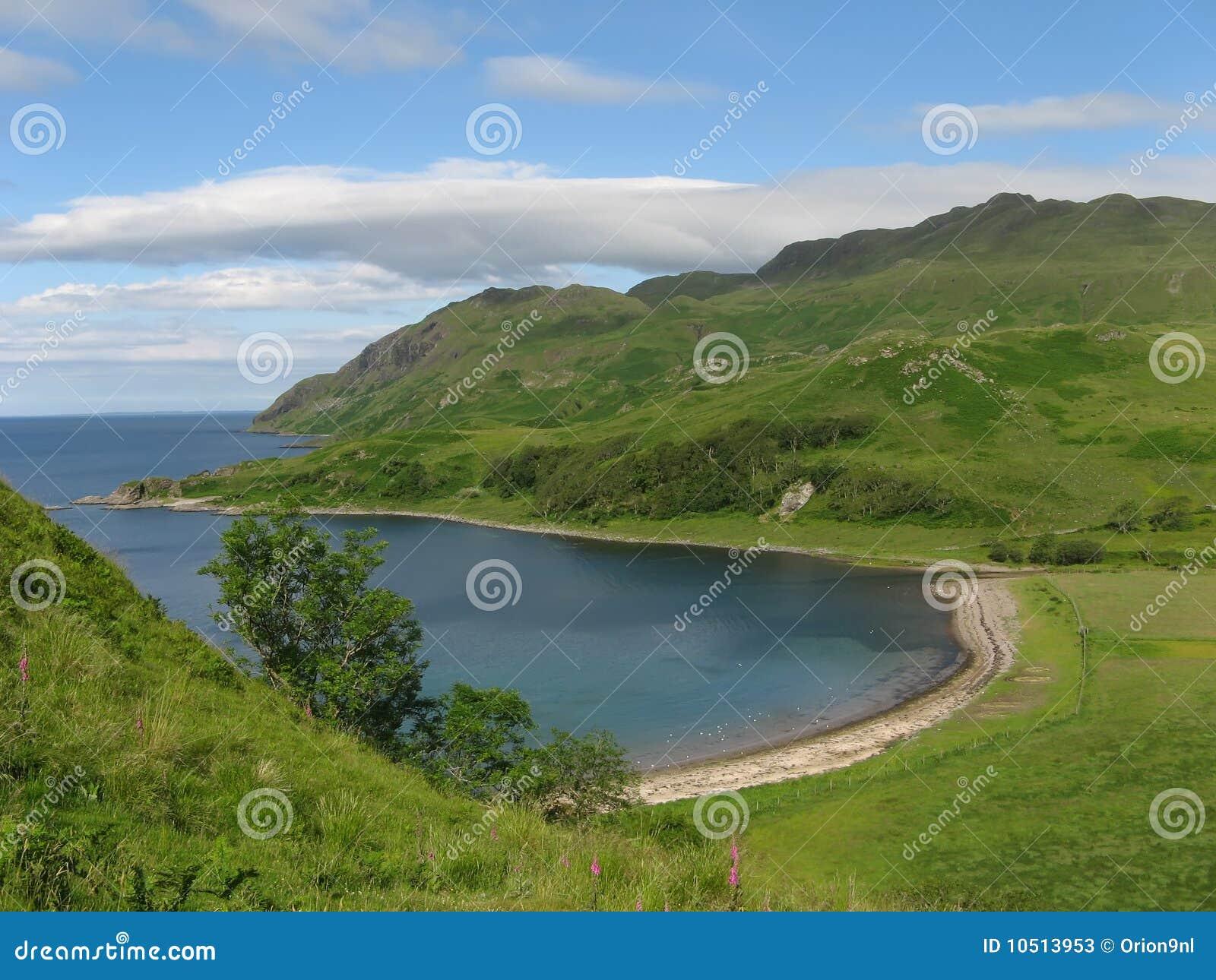 Camus Nan Geall Bay (Scotland)