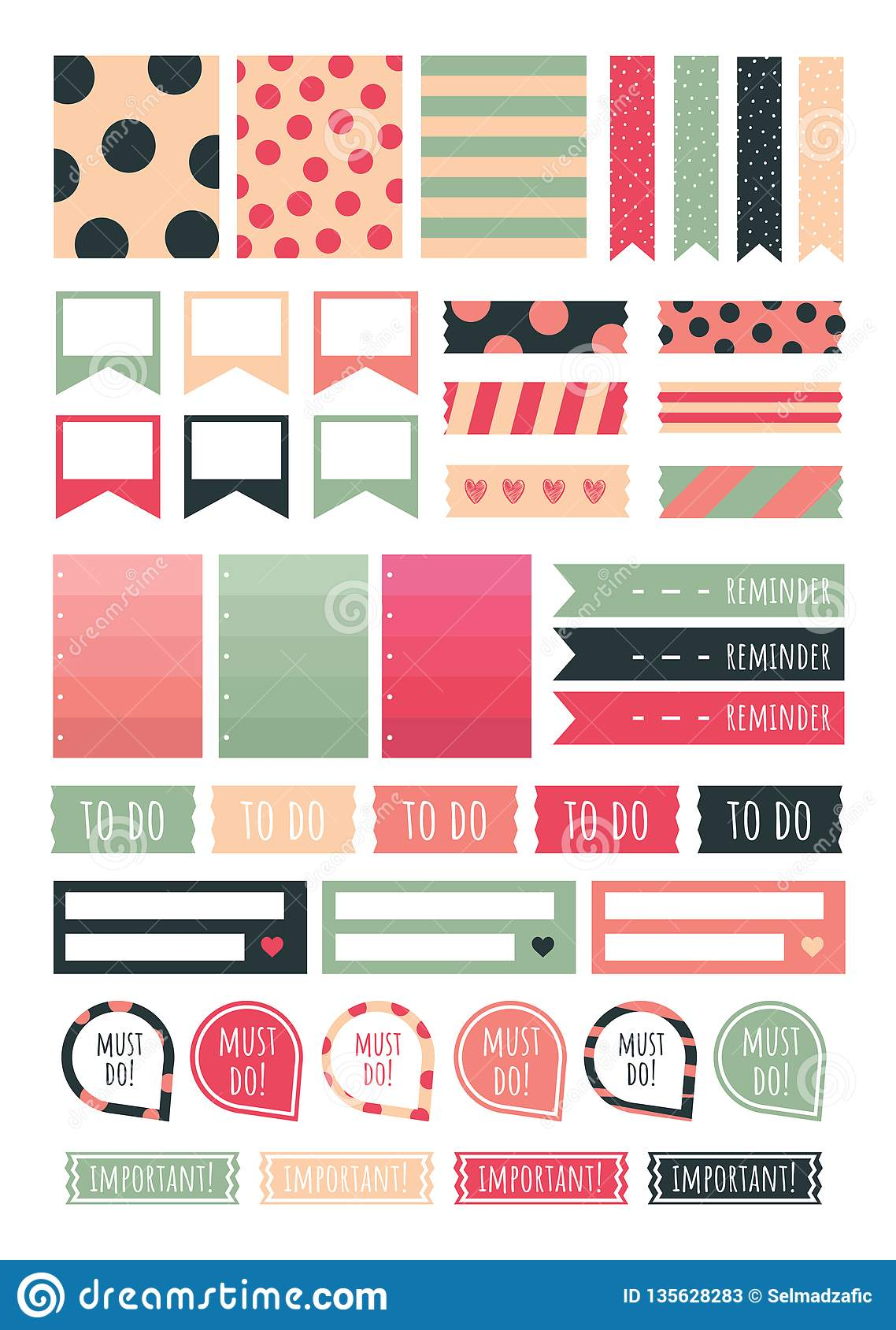 image relating to Printable Sticker Sheet called Bullet Magazine Stickers Sheet. Lovely Electronic Printable