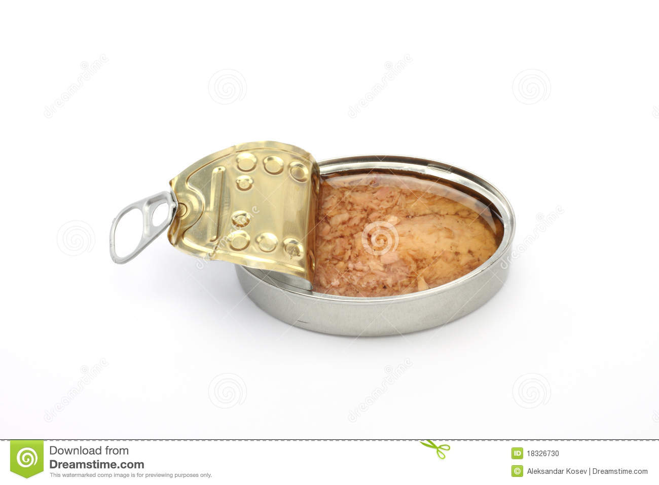 Can of tuna fish stock photo image 18326730 for Where can i buy fish