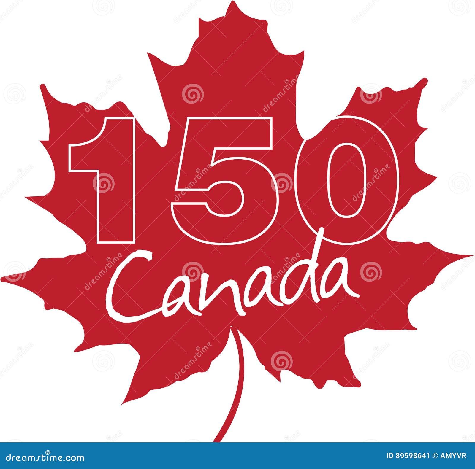 Canada Day 150th anniversary