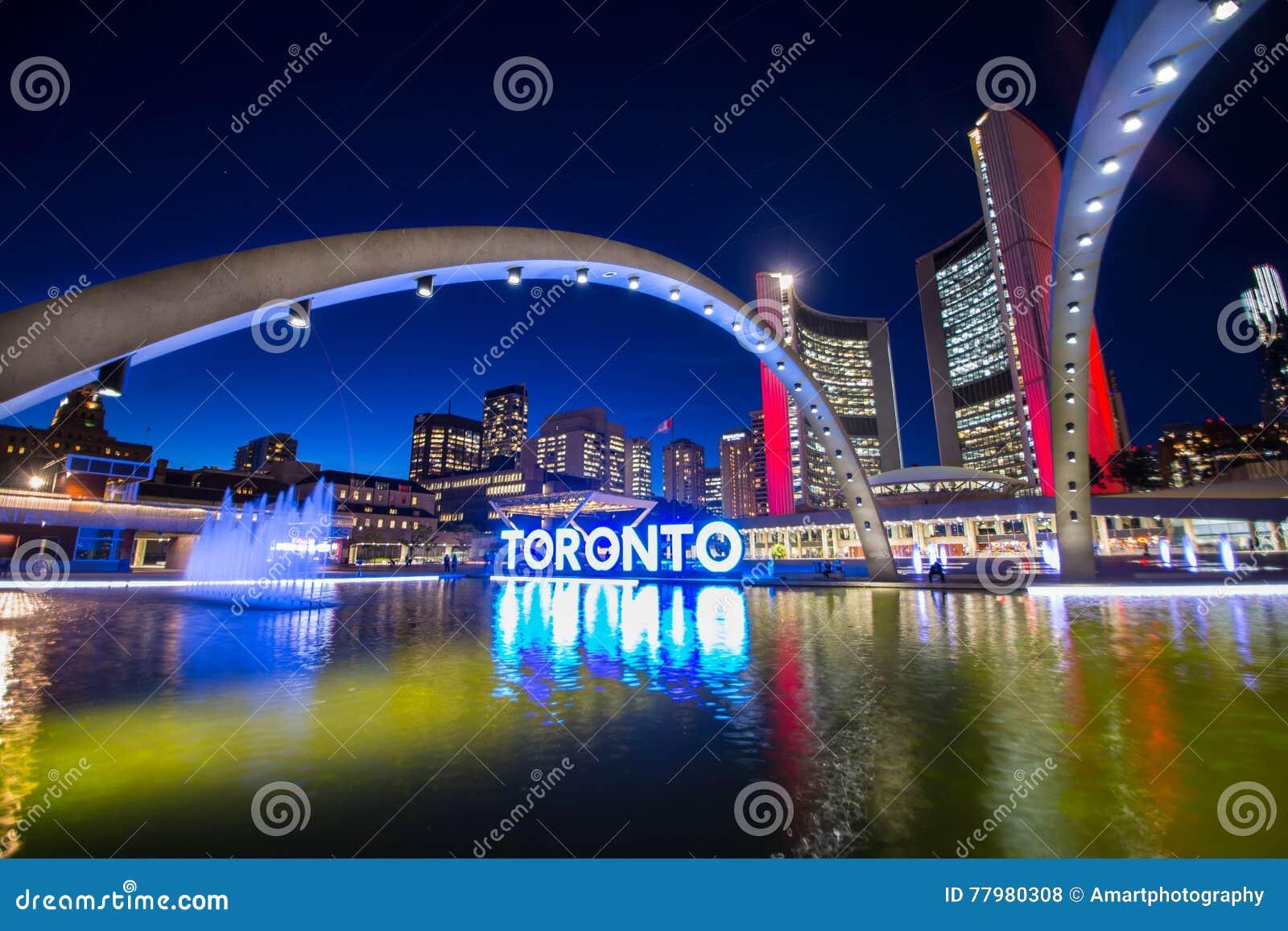 Canada de Toronto Ontario