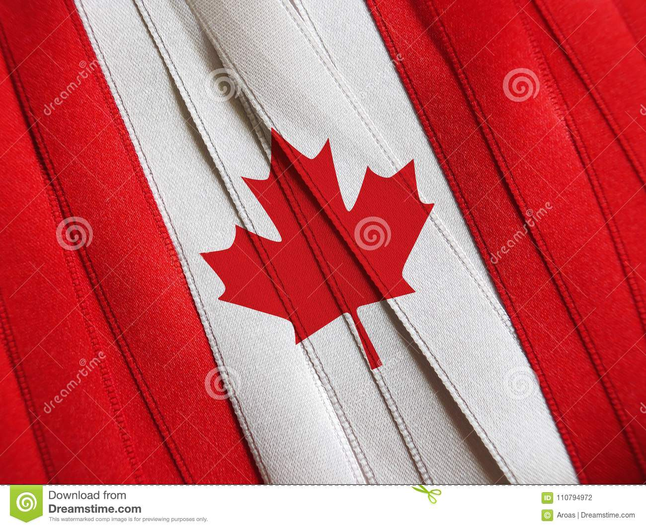 canada flag or banner stock photo image of north flyer 110794972