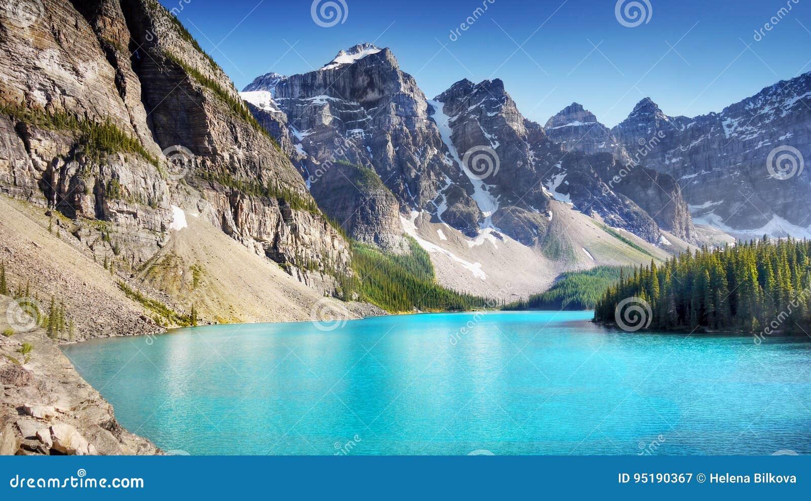 Download Vivo X7 Stock Hd Wallpapers: Canada, Paysage De Nature, Parc National De Banff Image
