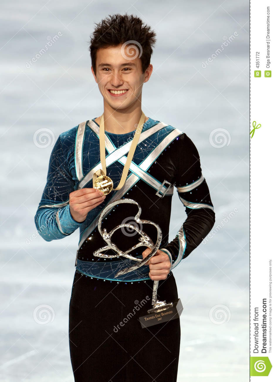 Canada s figure skater Patric