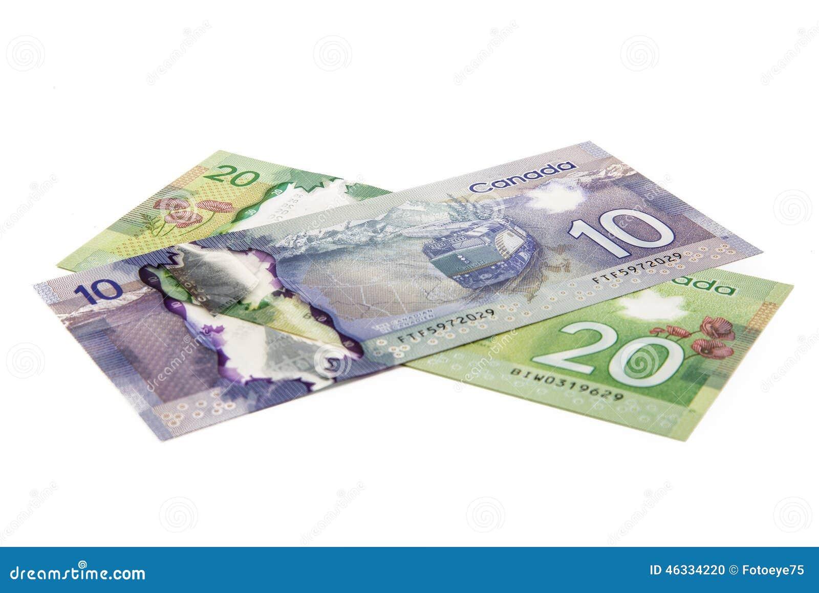 Canadees papiergeld