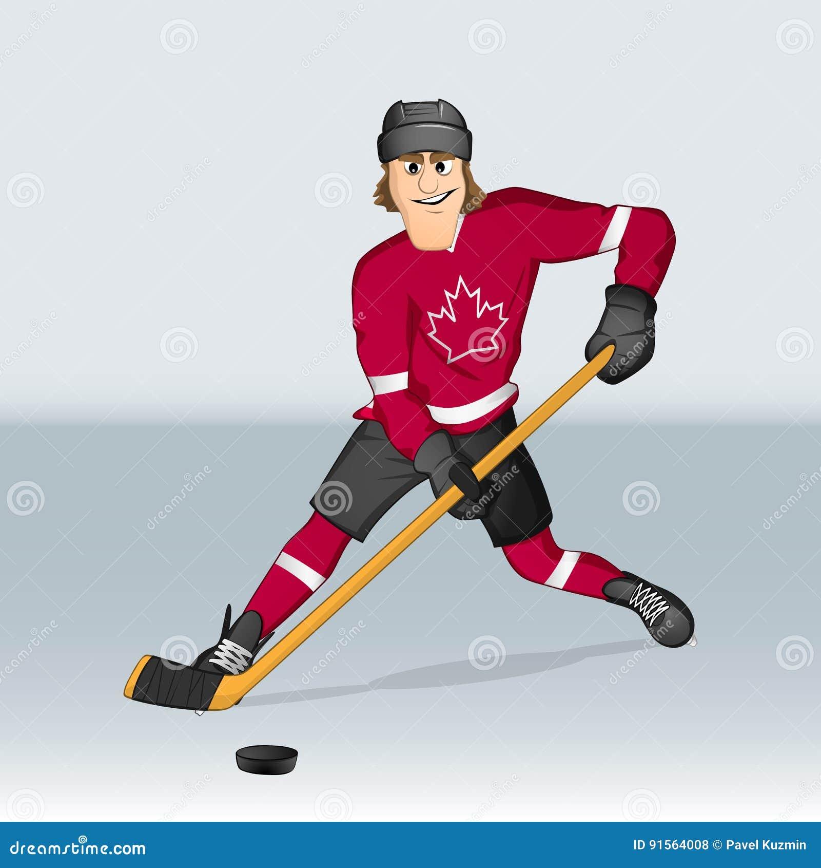 Canadese ijshockeyspeler