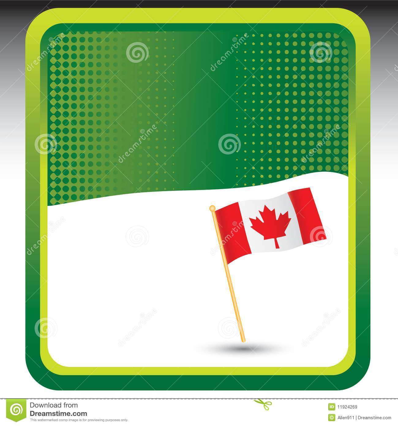 Similar stock images of canadian flag on green halftone template