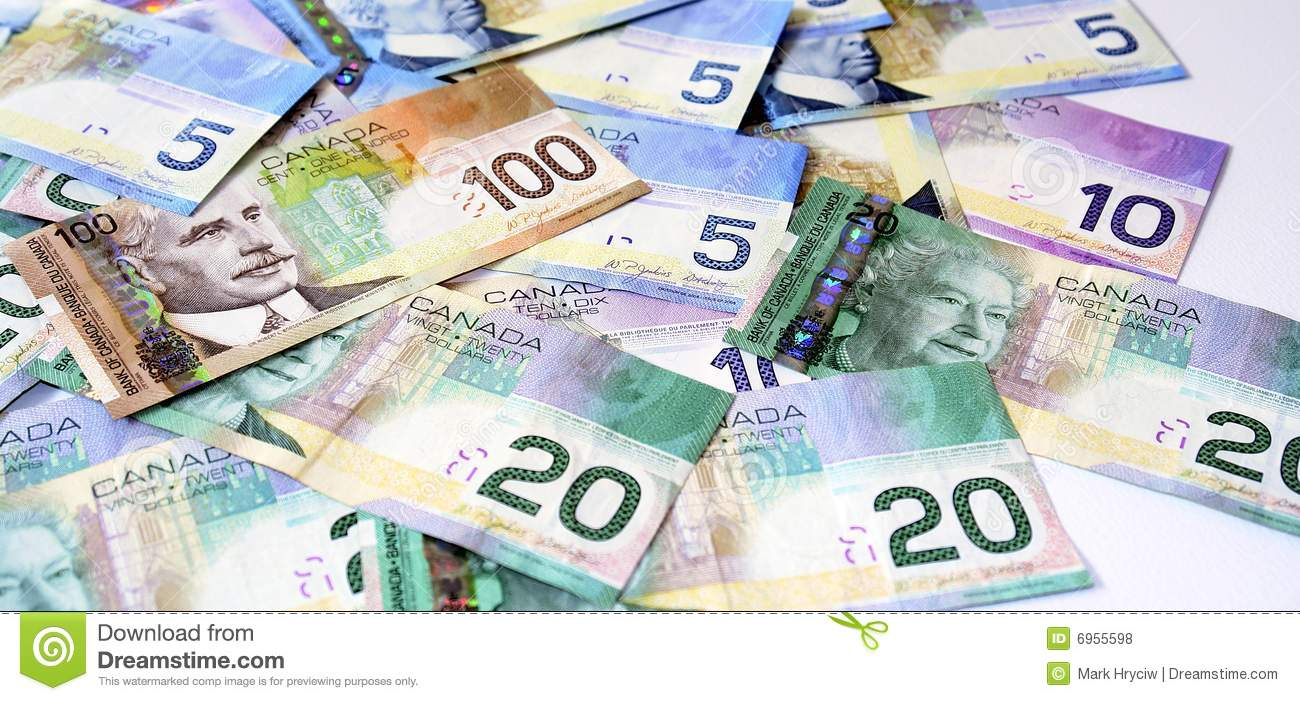 Download Canadian Money Currency stock photo. Image of finance - 6955598