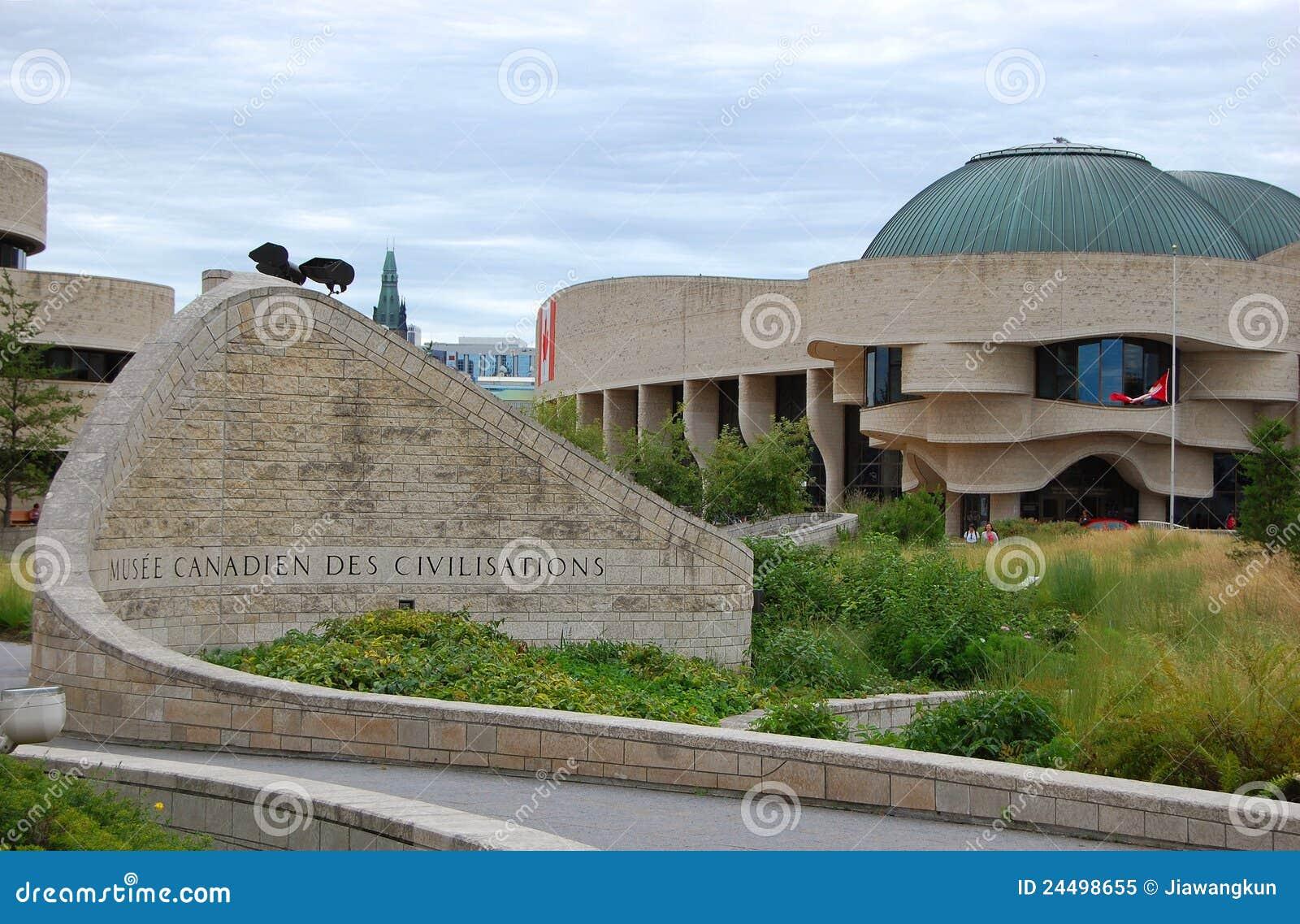 Canadian museum of civilization gatineau quebec for Museum of civilization quebec city