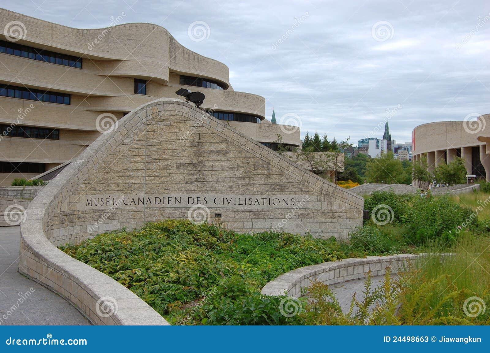 Canadian museum of civilization gatineau quebec for Museum of civilization quebec