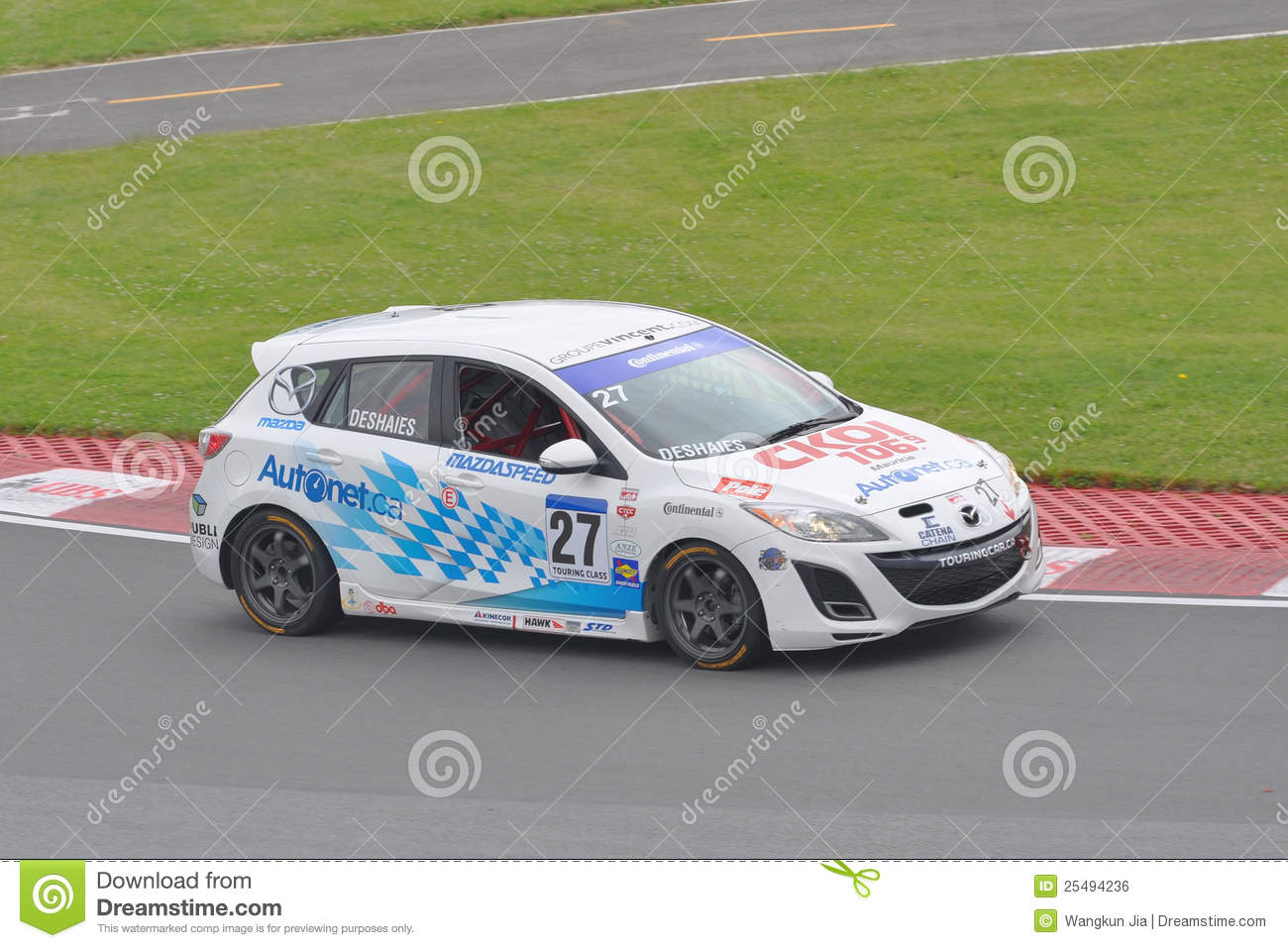 Canadian Touring Car Championship Editorial Photo Image Of Speed