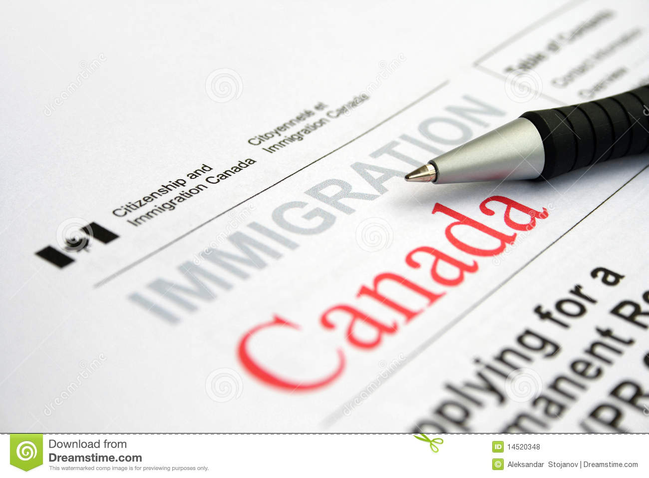 cannot download canadian visa form imm5257 ... - Adobe ...