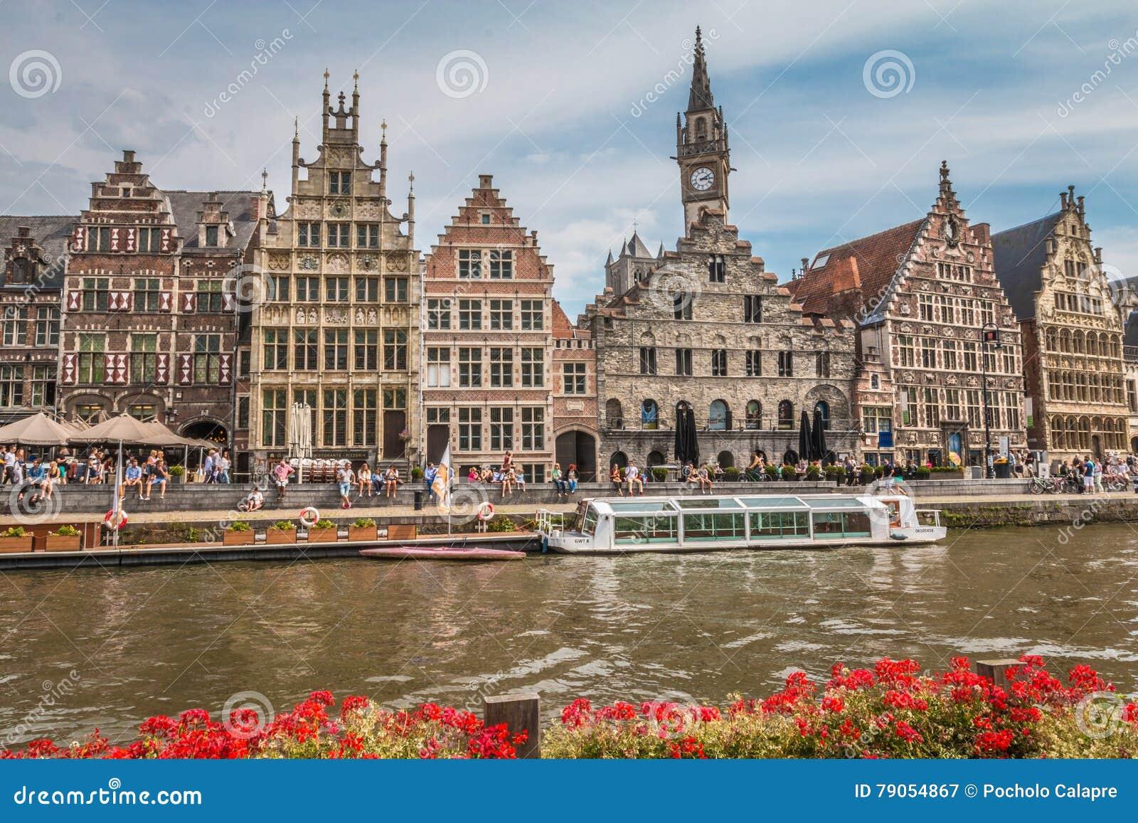 Canais de Ghent
