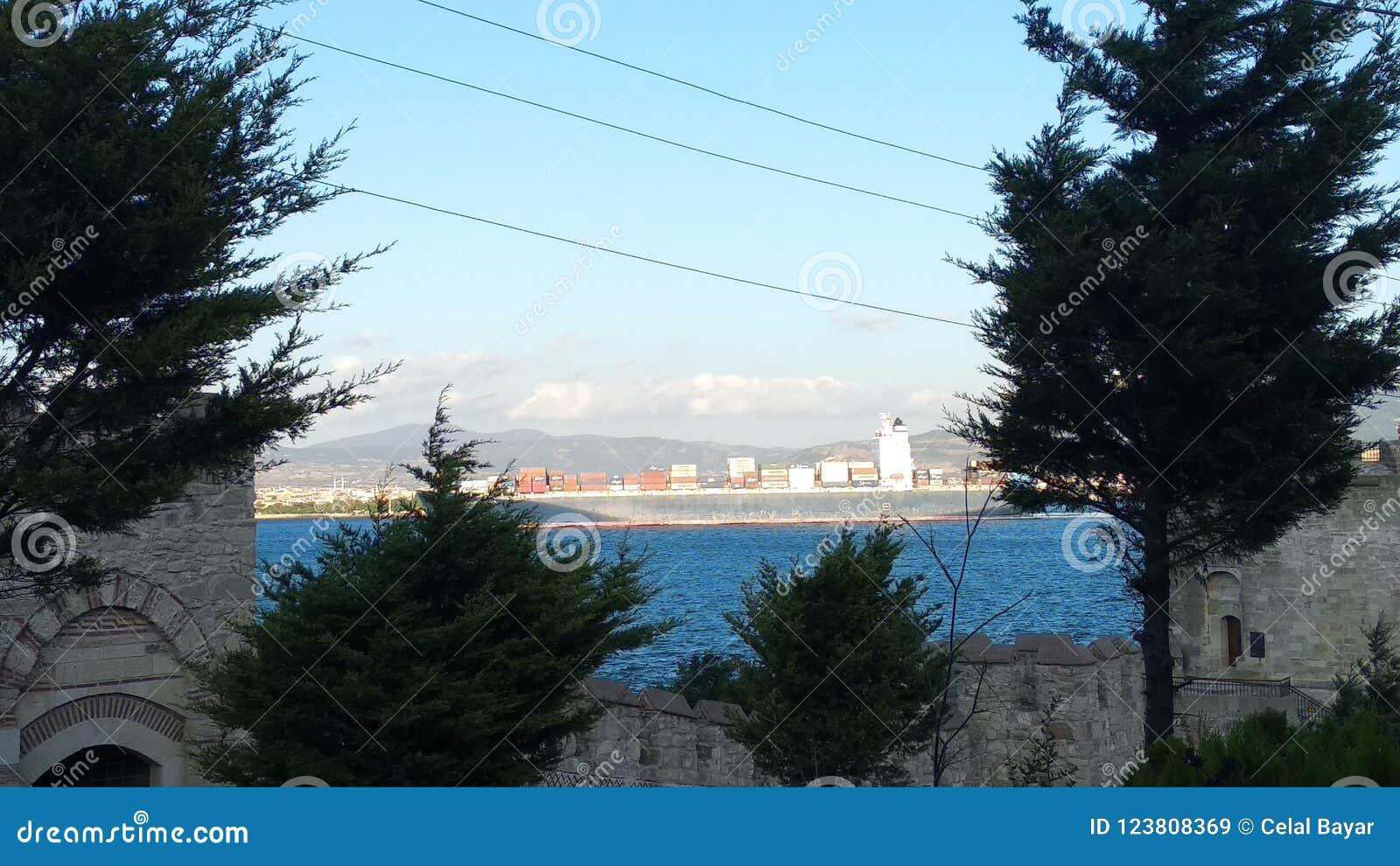 Download Canakkale Gallipoli stock image. Image of forest, giresun - 123808369