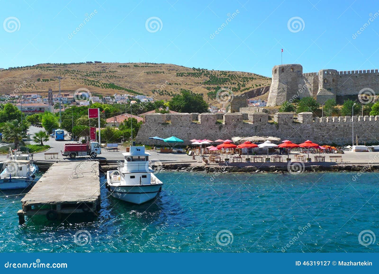 Canakkale y opiniones del castillo