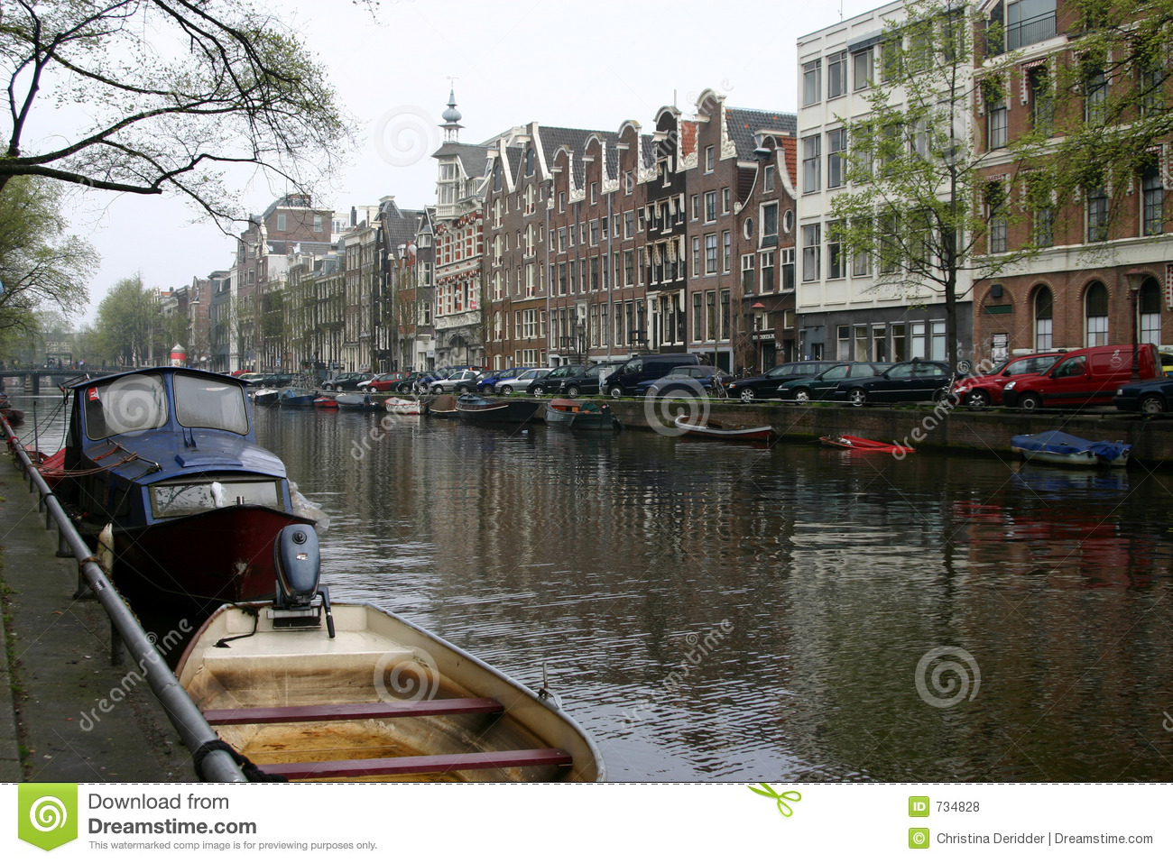 Canal d Amsterdam