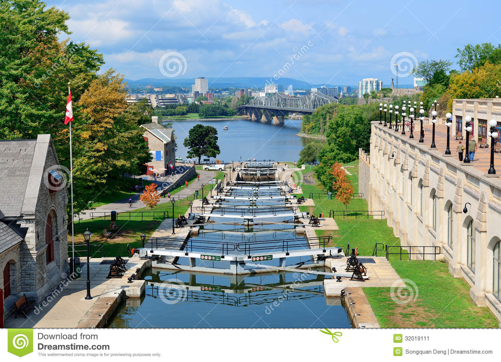 Canal de Ottawa Rideau