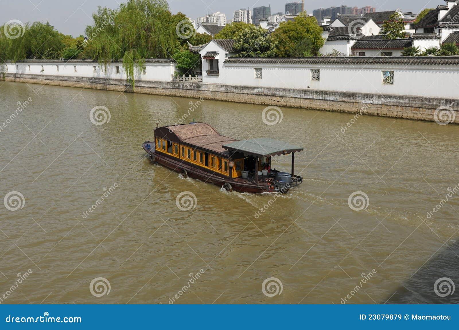 Canal grande de China