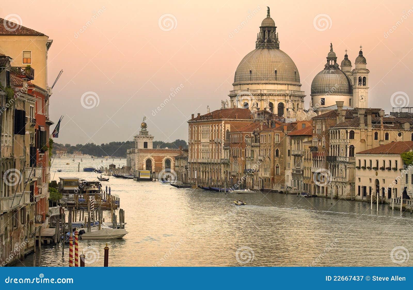 Canal grande - Veneza - Italy