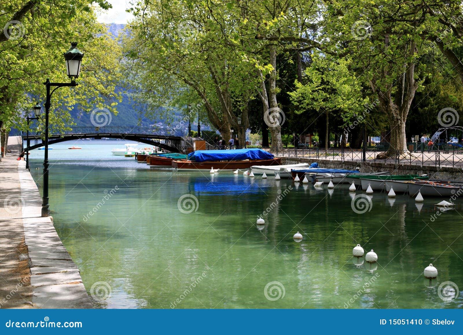 Canale di Annecy