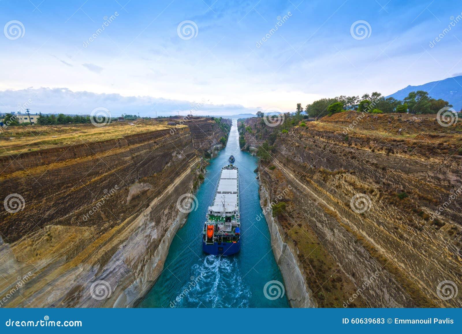 Canale di corinth