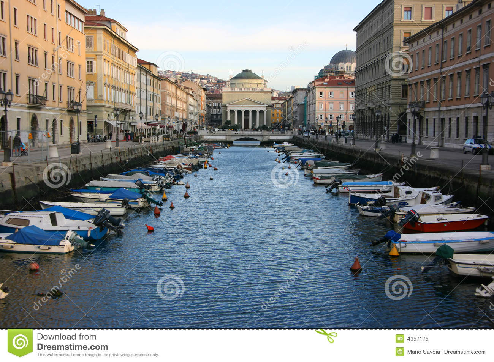 Canale gran a Trieste
