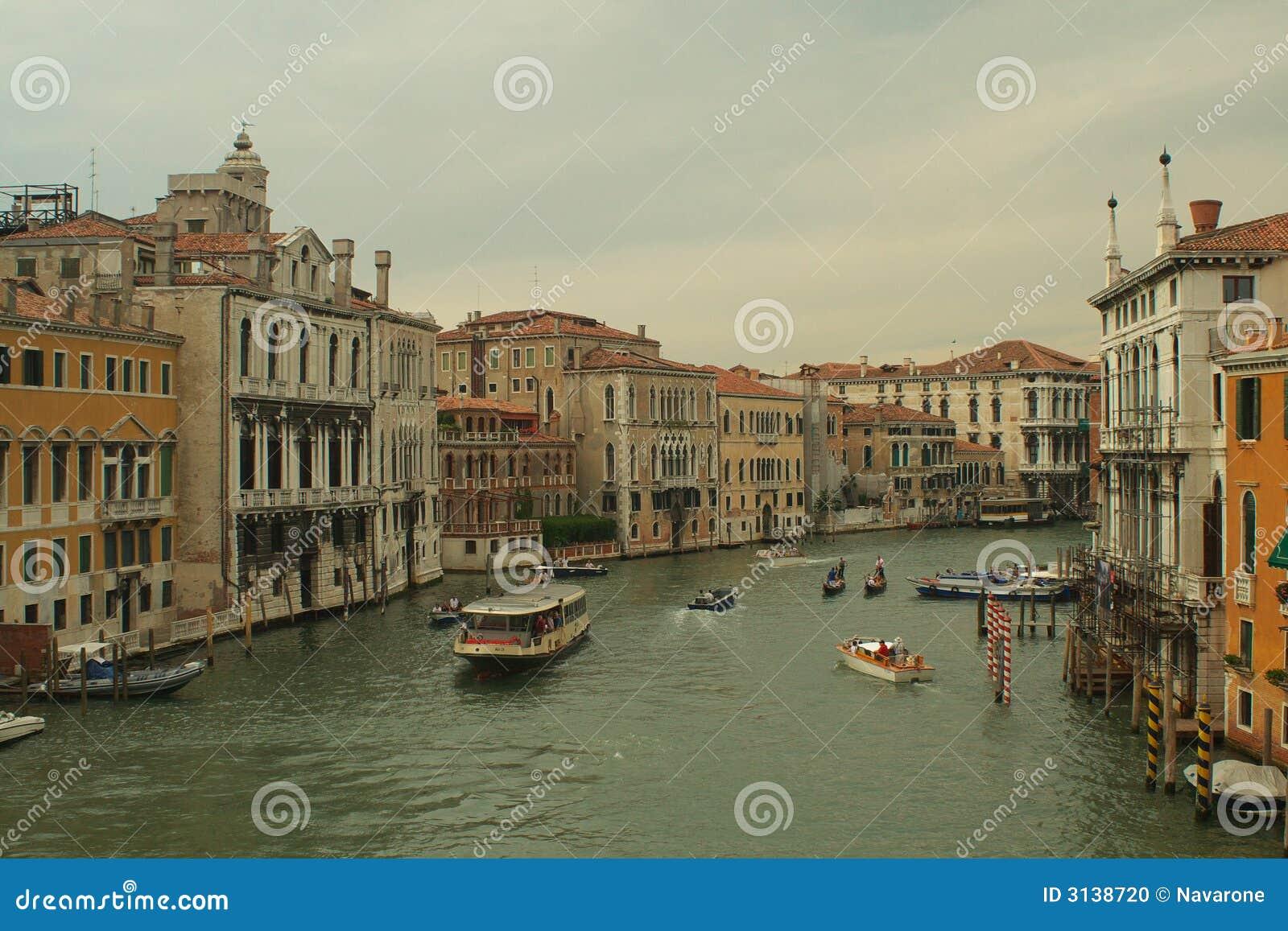 Canale gran a Venezia