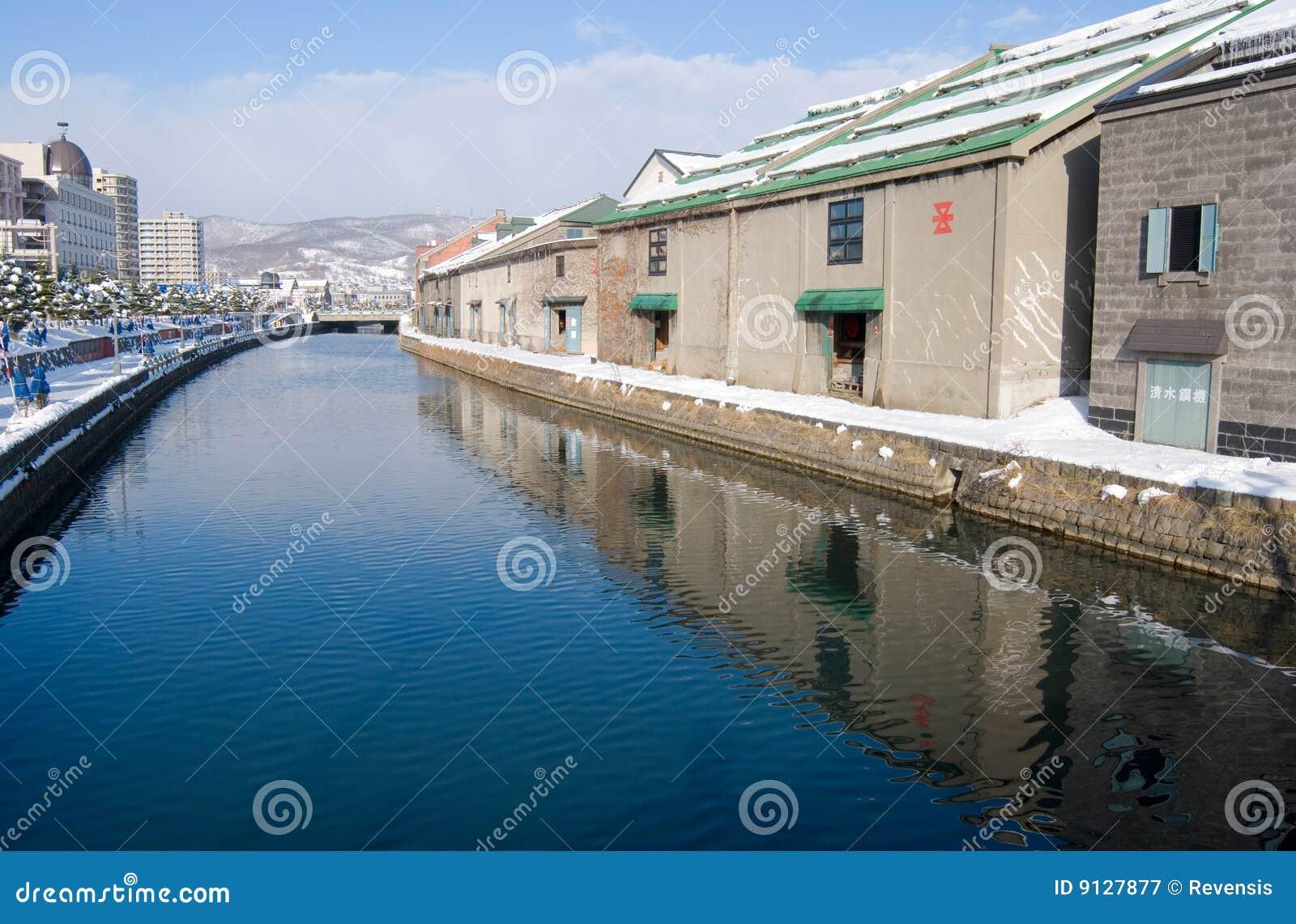 Canales en Otaru