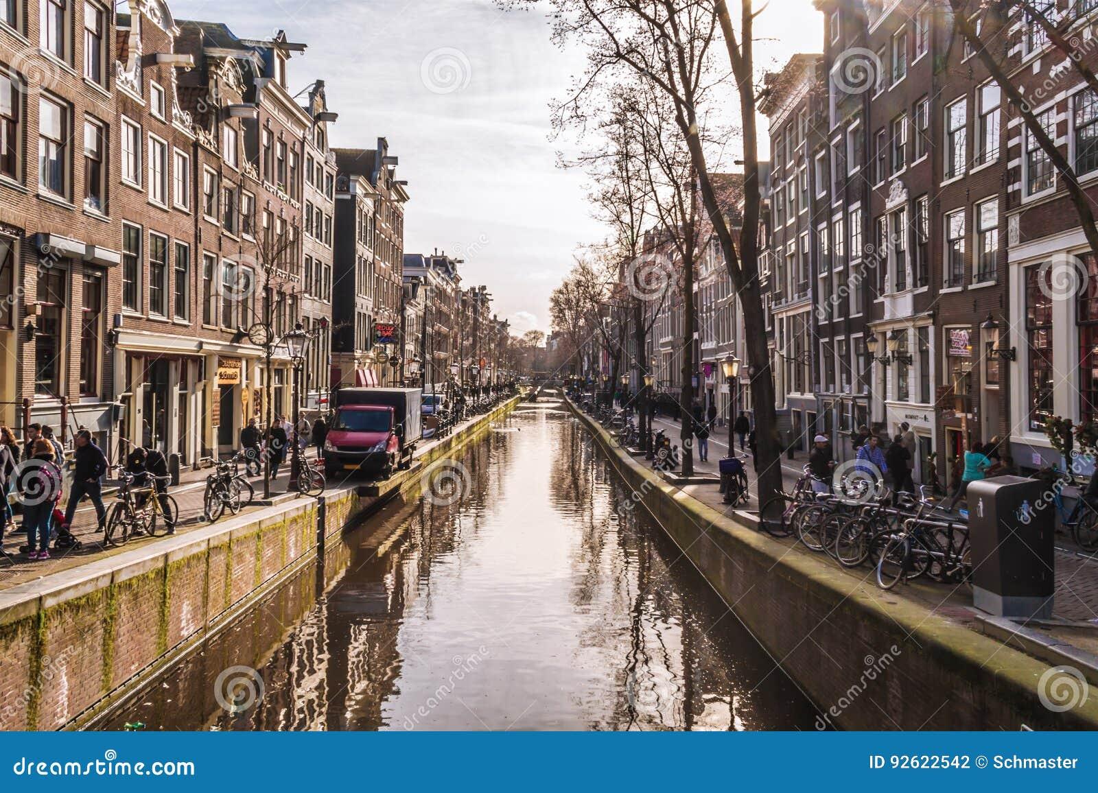 Canaletas de Amsterdão