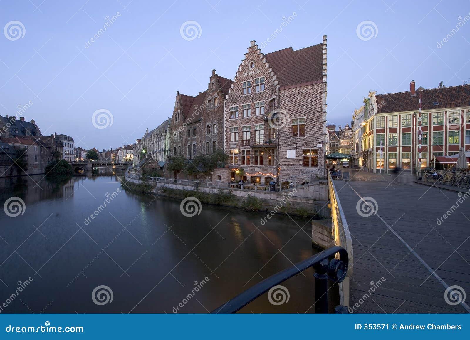 Canali di Gand