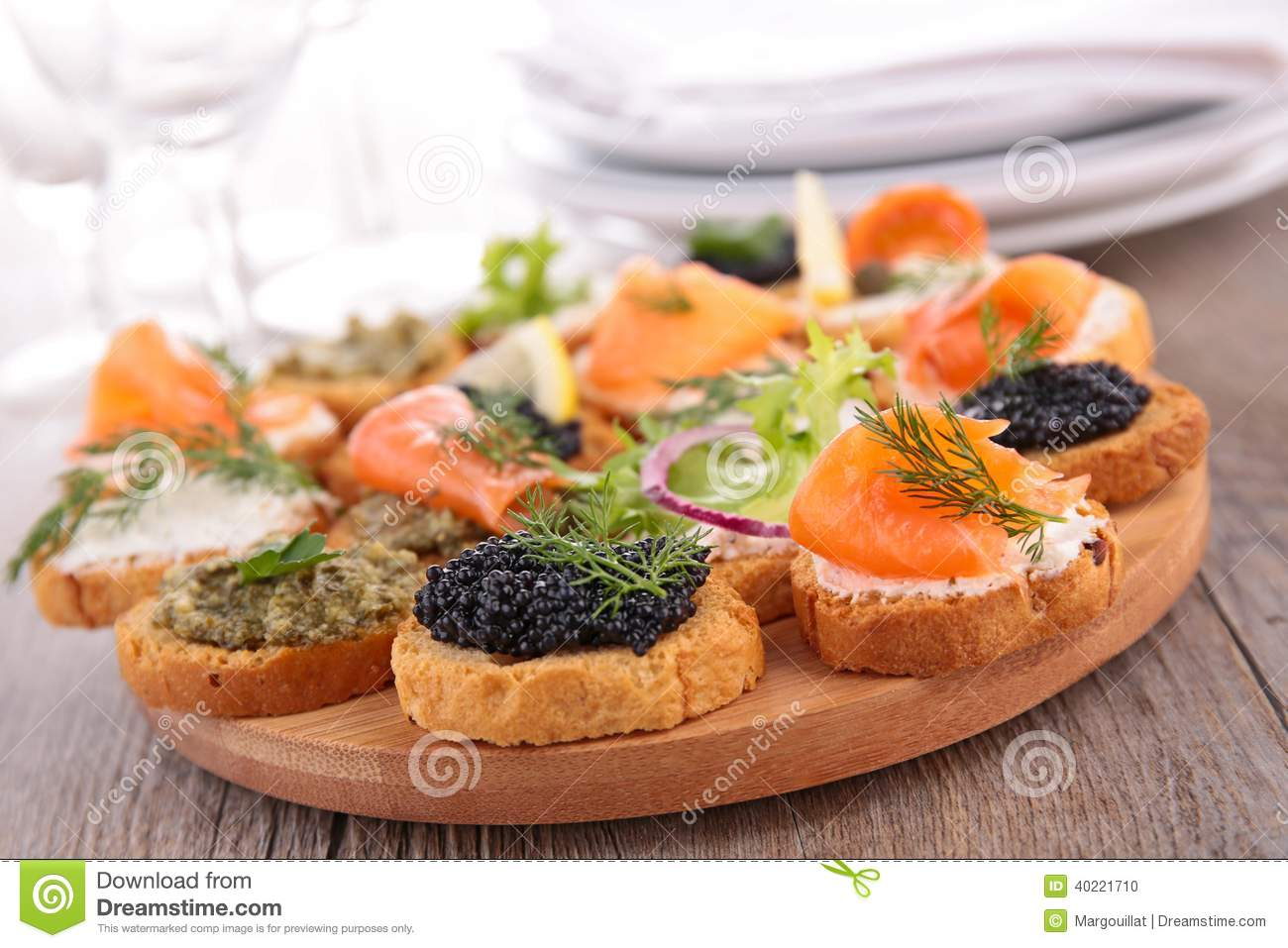 Canape buffet food stock photo image of catering for Canape buffle