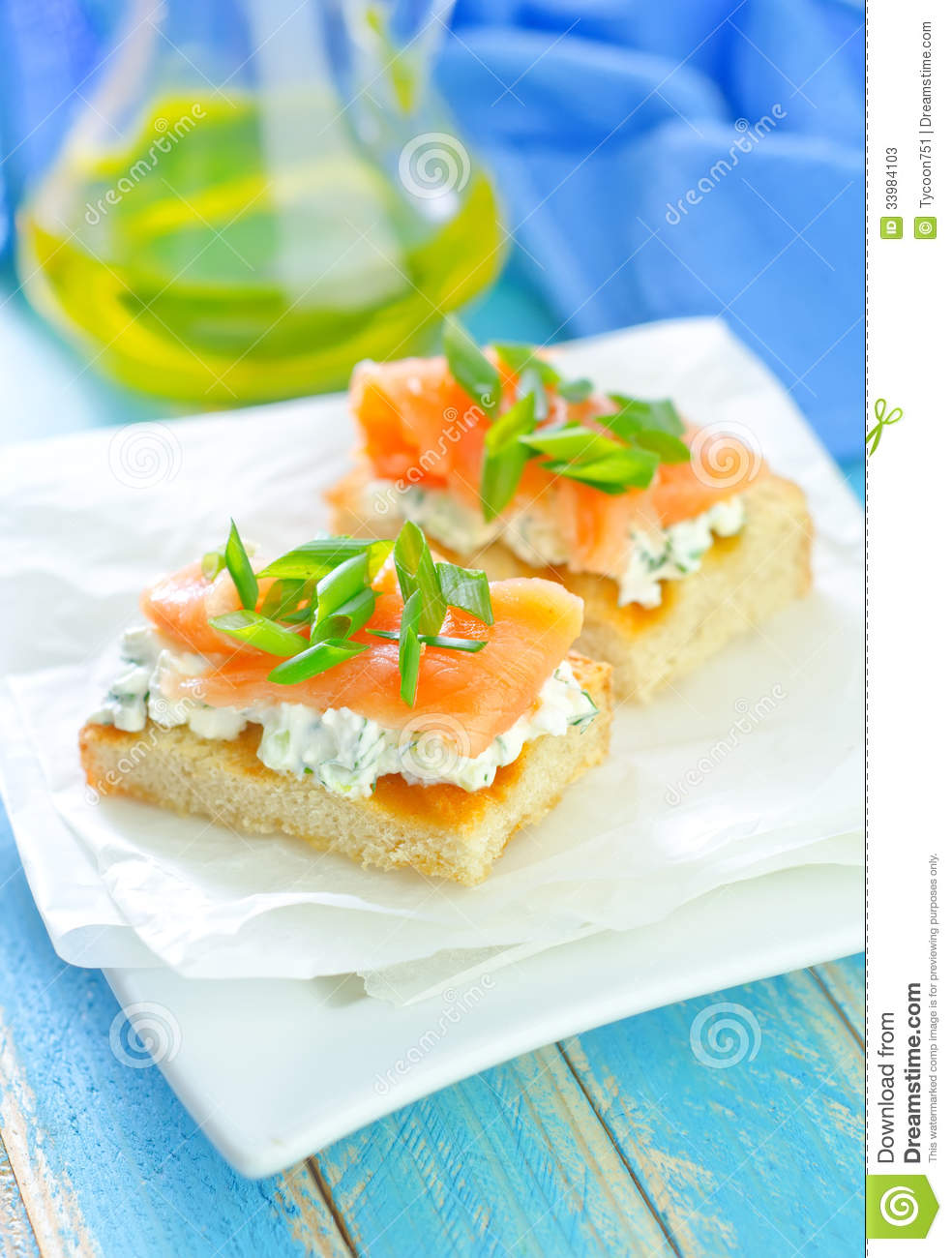 Canape stock photos image 33984103 for Canape with cheese