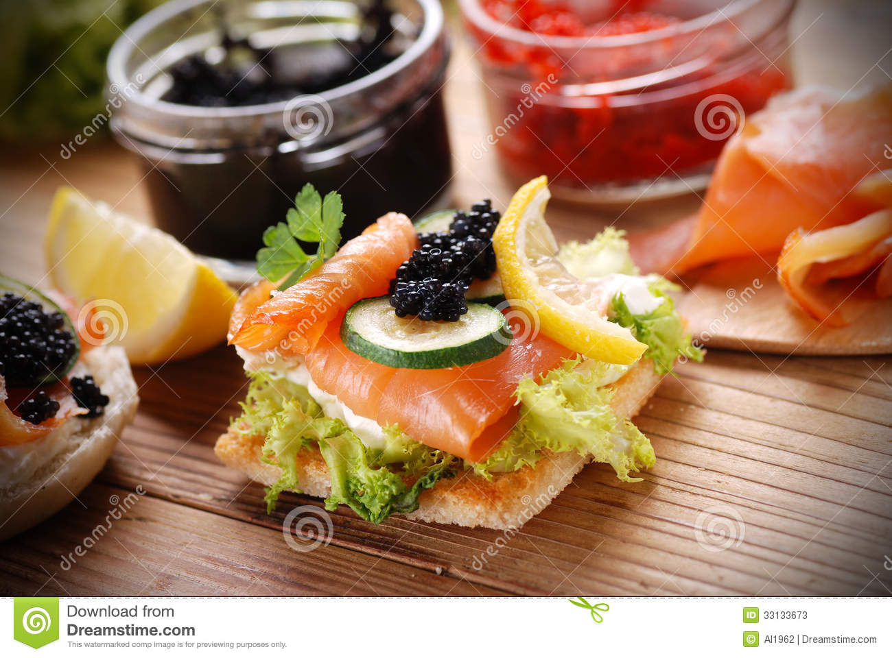 404 not found for Canape with caviar