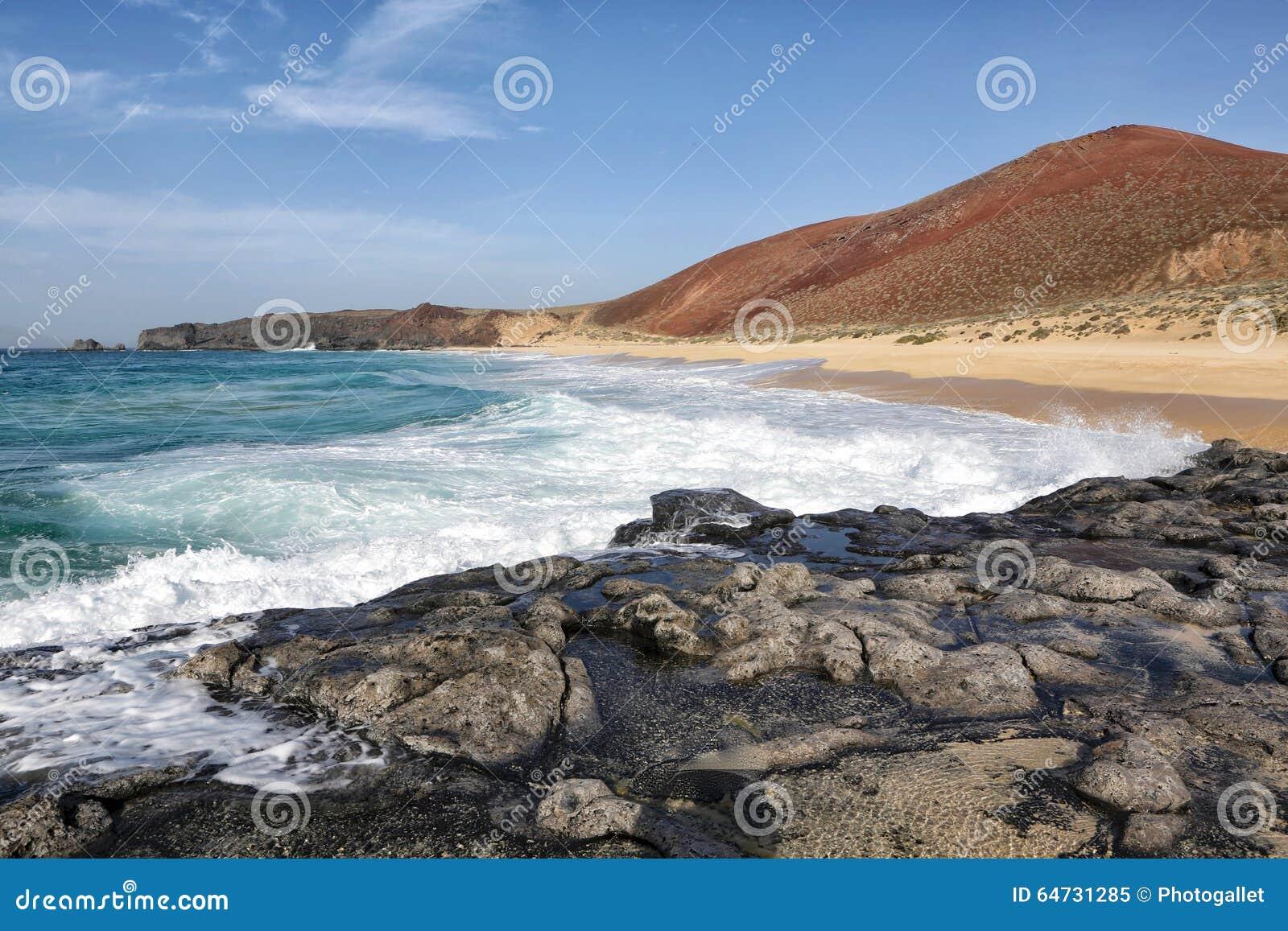 Canarias di isla di lambra di Playa
