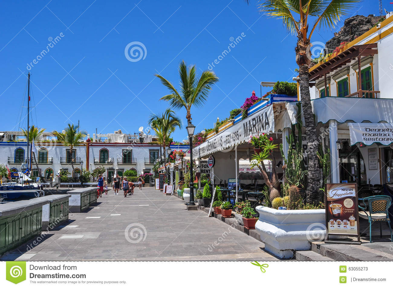 Canary Islands Editorial Stock Photo - Image: 63055273