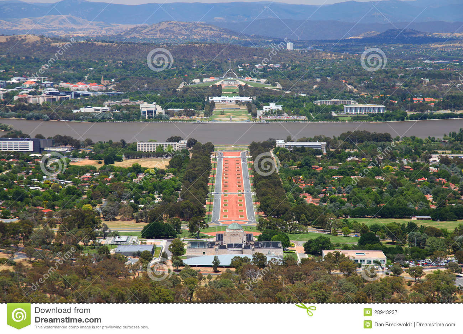 Canberra en Australia